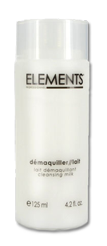 Lait Démaquillant Elements 125 ml - 9,50 €